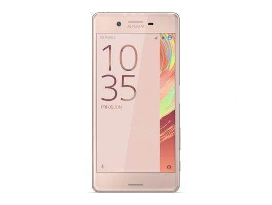 Смартфон SONY Xperia X F5121 rose gold