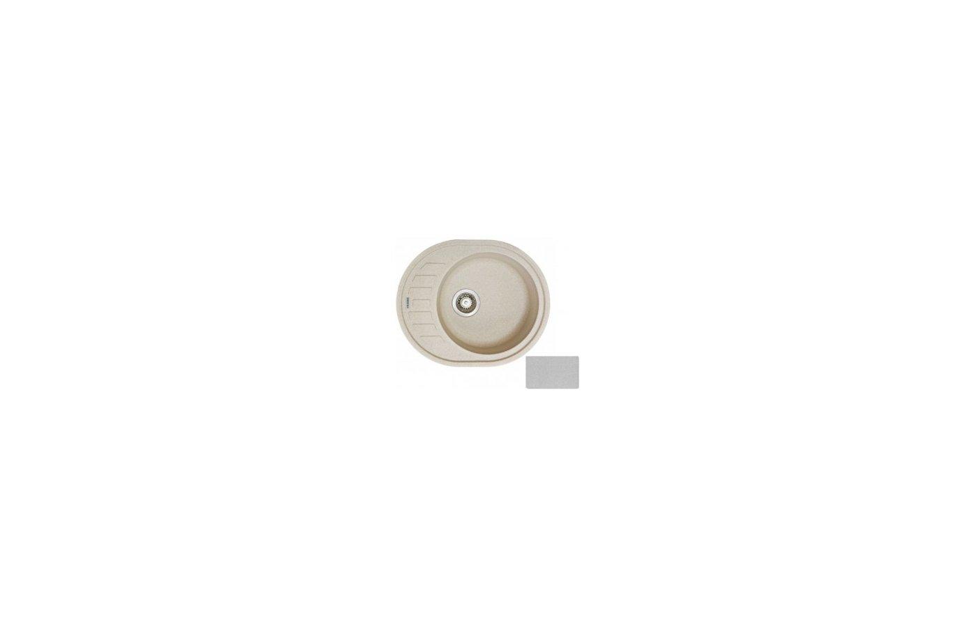 Кухонная мойка FRANKE ROG 611C серебро