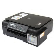 Фото МФУ Brother DCP-T500W InkBenefit Plus