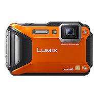 Фотоаппарат компактный PANASONIC Lumix DMC-FT5EE9-D