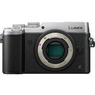 Фотоаппарат со сменной оптикой PANASONIC Lumix DMC-GX8EE-S body