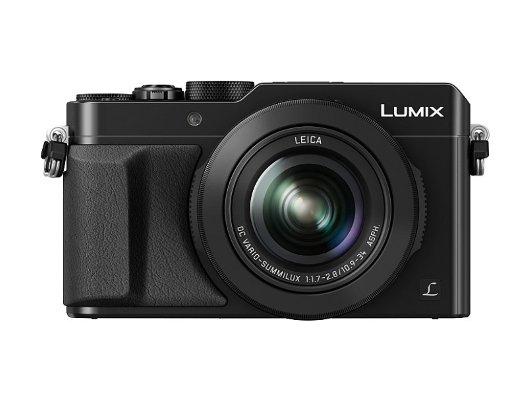Фотоаппарат компактный PANASONIC Lumix DMC-LX100EEK
