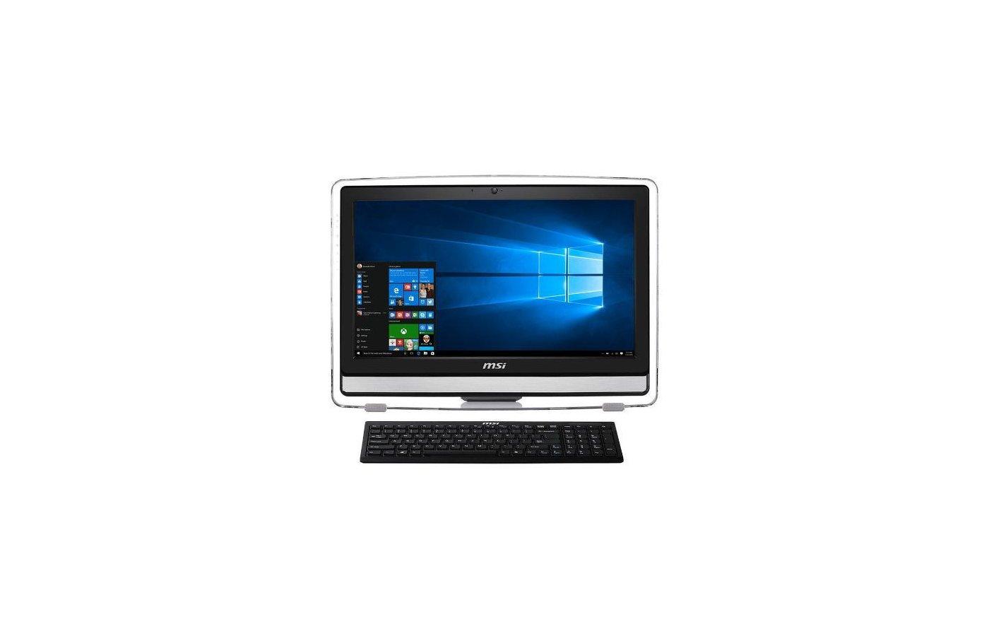 Моноблок MSI Pro 22ET 4BW-010RU 21.5 /9S6-AC1611-010/
