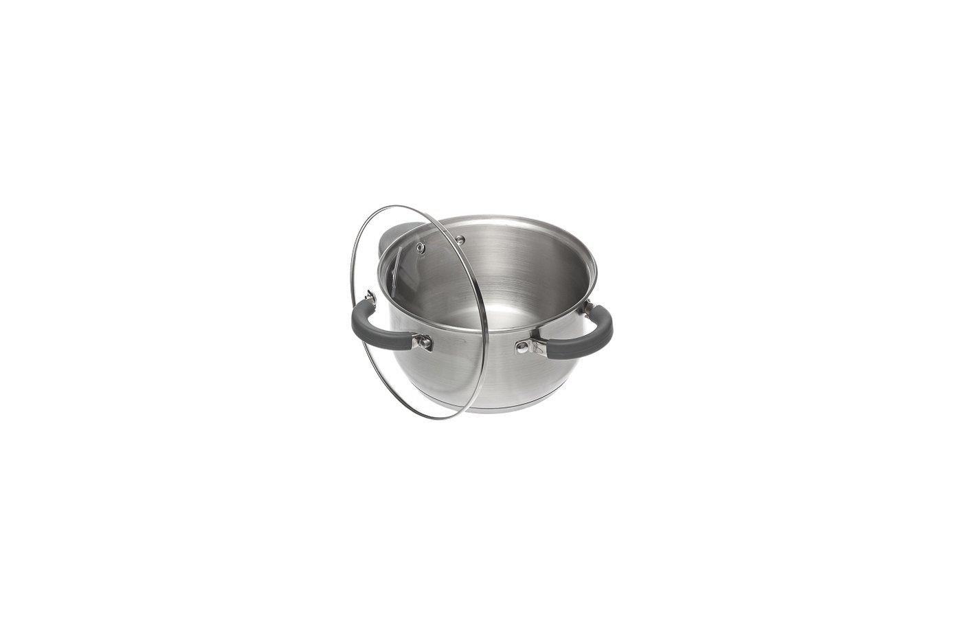 Кастрюля VETTA 822-064 Вена Кастрюля 3.6л. с крышкой индукция