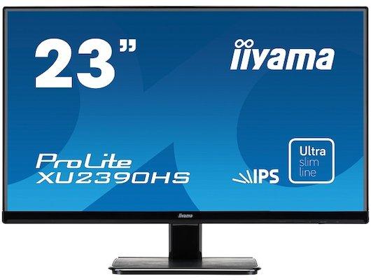 "ЖК-монитор 23"" Iiyama PL2390 /XU2390HS-B1/"
