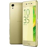 Фото Смартфон SONY Xperia X Dual Sim F5122 lime gold