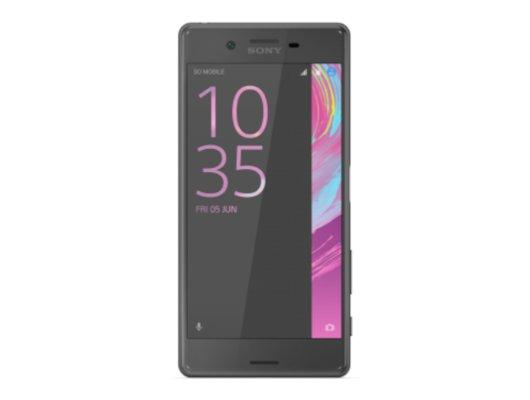 Смартфон SONY Xperia X Dual Sim F5122 black