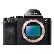 Фотоаппарат со сменной оптикой SONY Alpha ILCE-7RB Body черный