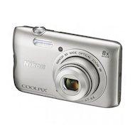 Фото Фотоаппарат компактный Nikon Coolpix A300 silver