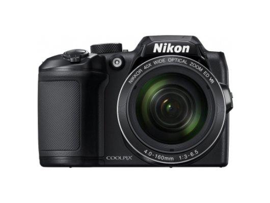 Фотоаппарат компактный Nikon Coolpix B500 black
