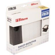 Фото Фильтр для пылесоса FILTERO FTH 35 HEPA фильтр Samsung SD.. SW..