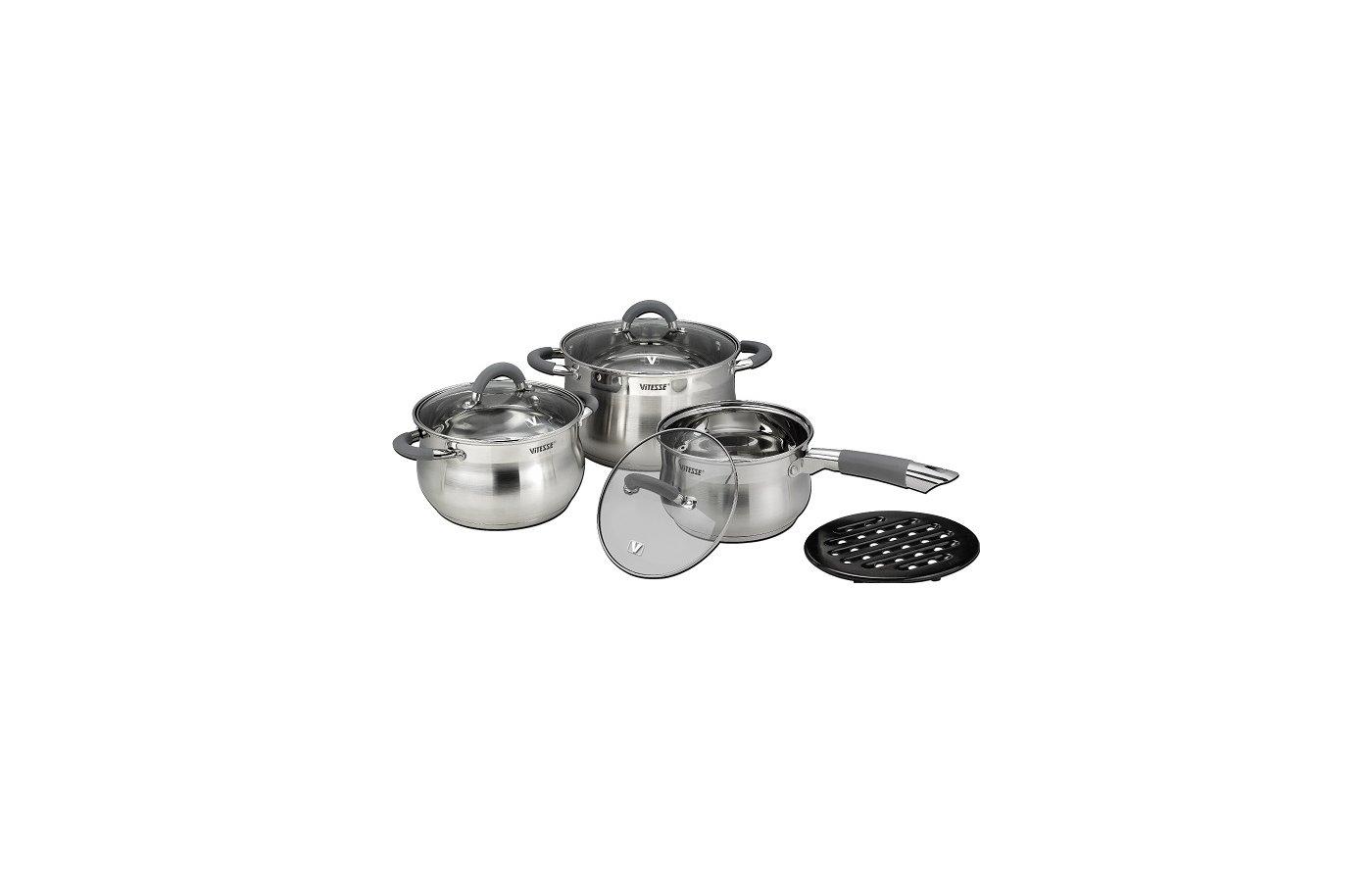 Набор посуды VITESSE VS-2039 Набор из 3пр.