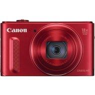 Фотоаппарат компактный CANON PowerShot SX610 HS красный