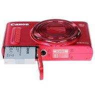 Фото Фотоаппарат компактный CANON PowerShot SX610 HS красный