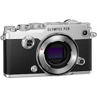 Фото Фотоаппарат со сменной оптикой OLYMPUS PEN-F Body silver incl. Charger + Battery