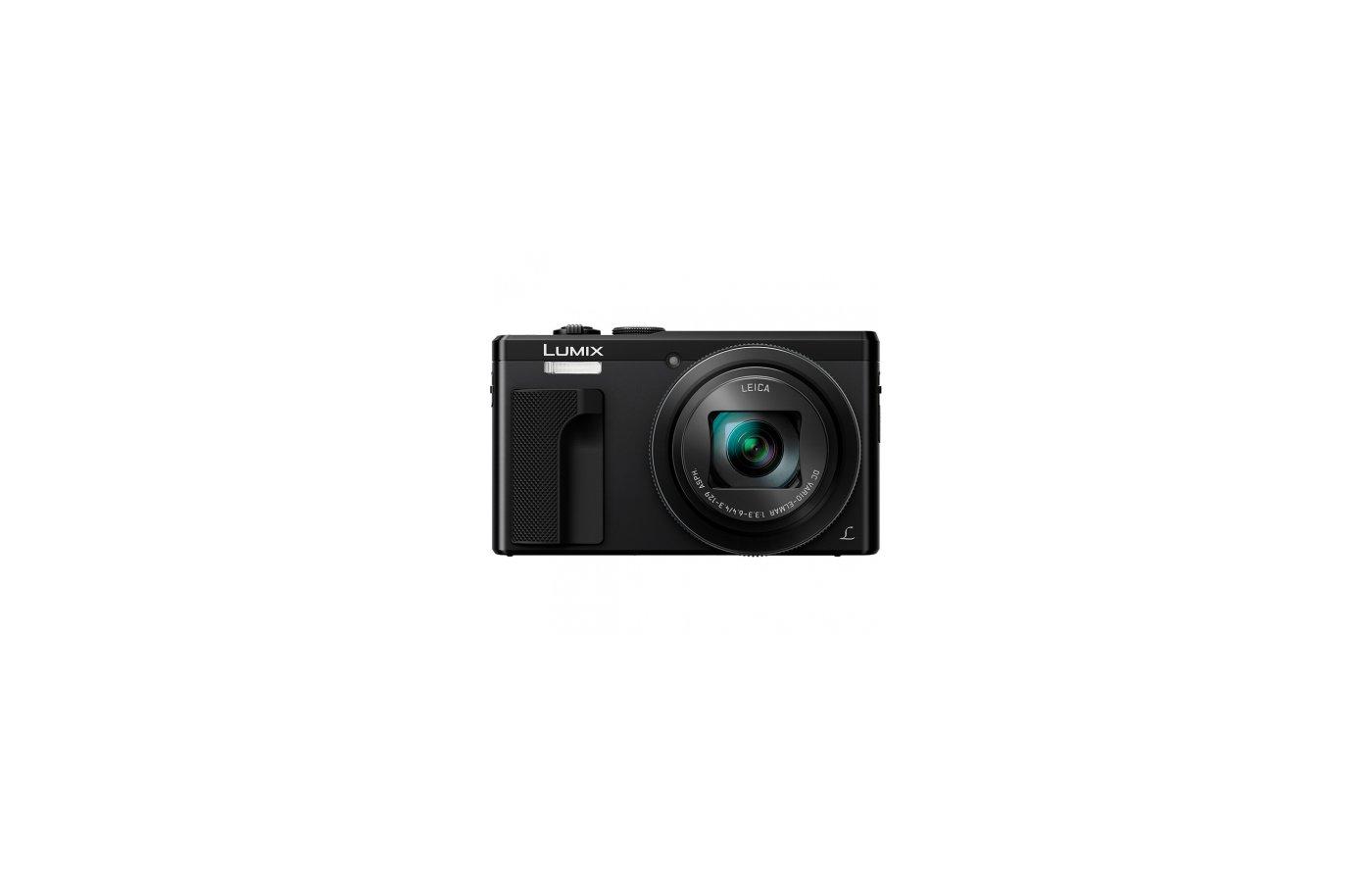 Фотоаппарат компактный PANASONIC Lumix DMC-TZ80EE-K