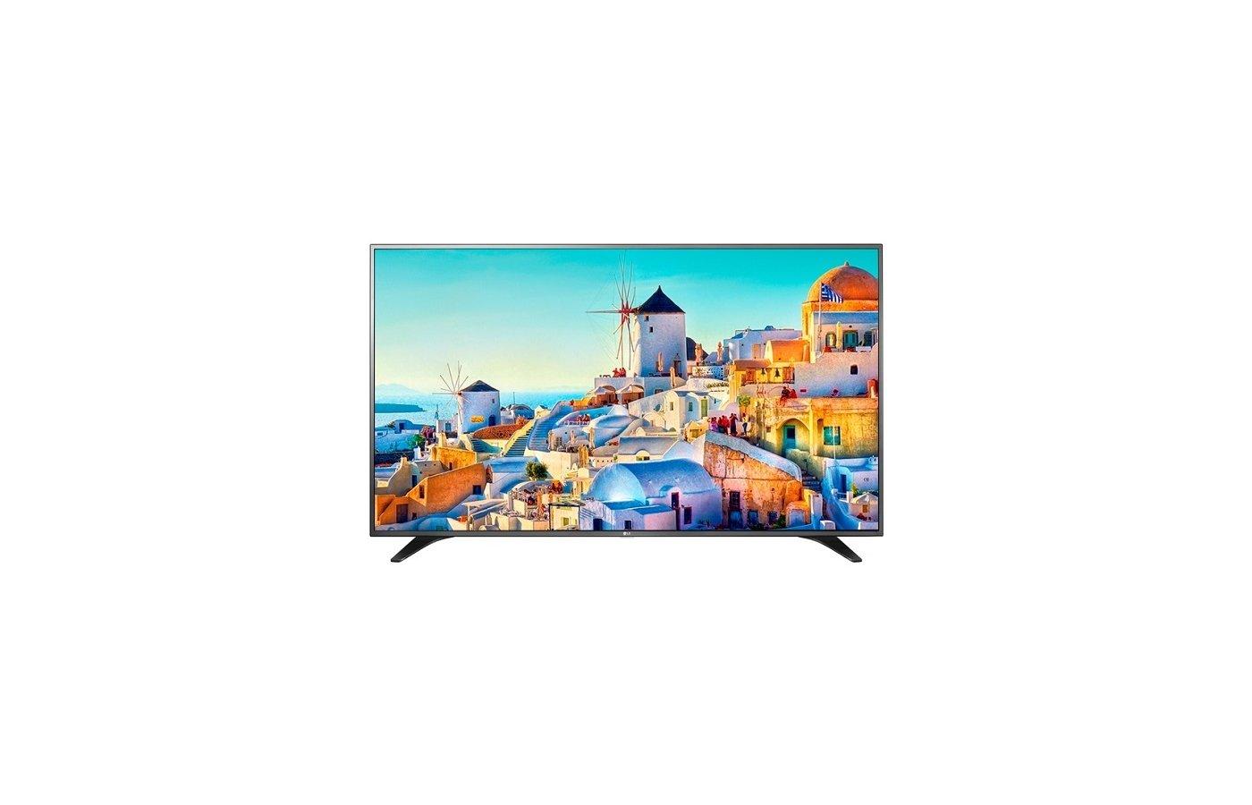 4K (Ultra HD) телевизор LG 49UH651V