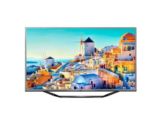 4K (Ultra HD) телевизор LG 55UH620V