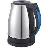 Чайник электрический  SUPRA KES-2231 steel/blue