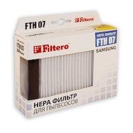 Фото Фильтр для пылесоса FILTERO FTH 07 SAM HEPA фильтр для пылесосов Samsung