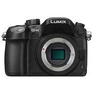 Фотоаппарат со сменной оптикой PANASONIC Lumix DMC-GH4EE-K 4K Cinematic Video (Body Only)