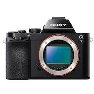 Фотоаппарат со сменной оптикой SONY Alpha ILCE-7B Body черный