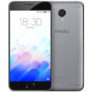 Фото Смартфон Meizu M3 Note 16Gb gray black