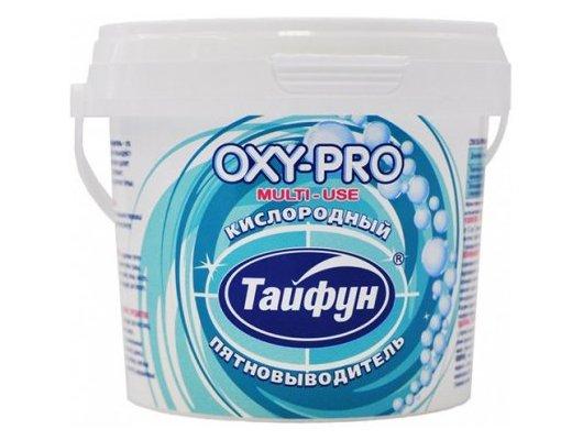 Средства для стирки и от накипи ТАЙФУН 392210 Кислородный пятновыводитель 270 г