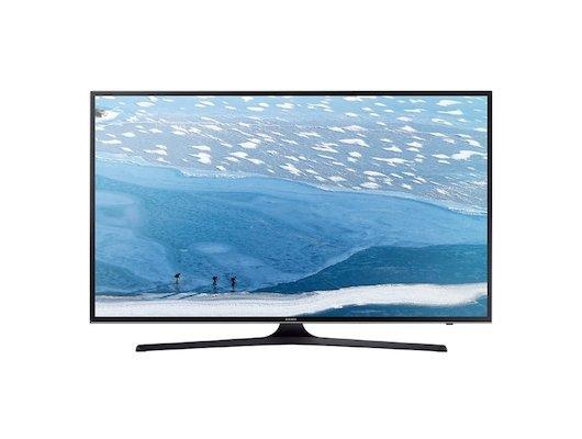 4K (Ultra HD) телевизор SAMSUNG UE 55KU6000