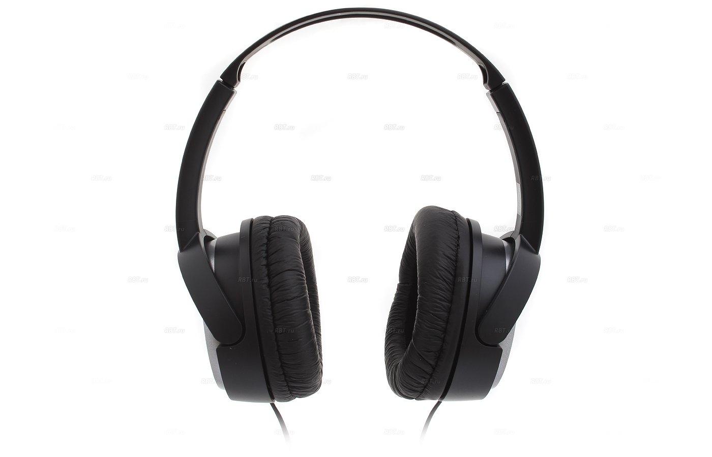 Наушники полноразмерные SONY MDR-XD150 черный