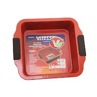 Фото Форма для выпечки металлическая VITESSE VS-2352 Ф д/в 20х20х7см керам