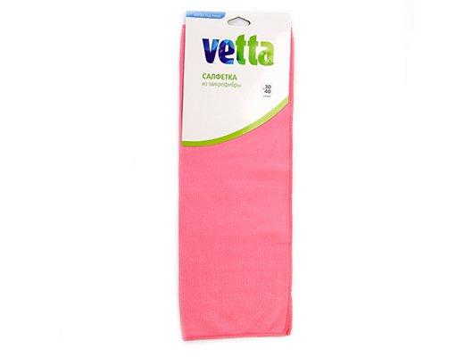 Инвентарь для уборки VETTA 448-072 Салфетка из микрофибры