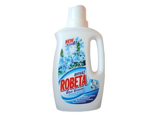 Средства для стирки и от накипи ROBETA 1007 Ополаскиватель для белья BLUE