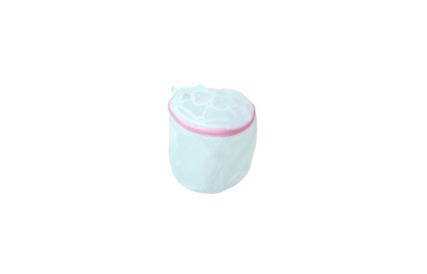 Корзины и контейнеры 452-004 Мешок для стирки нижнего белья пластик полиэстер 15x15x16см