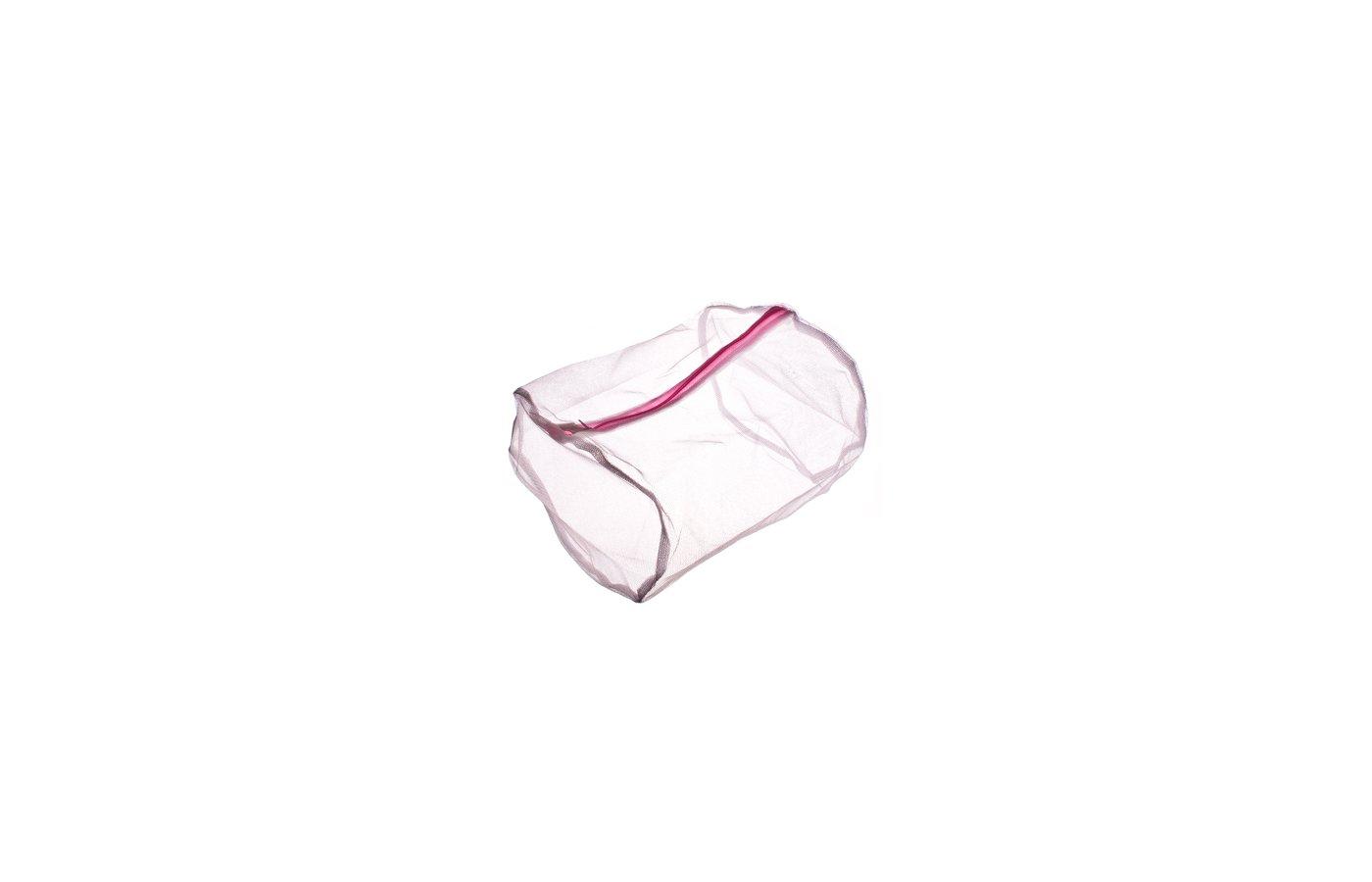 Корзины и контейнеры 452-091 Мешок для стирки белья мелкая сетка d20x25 см.