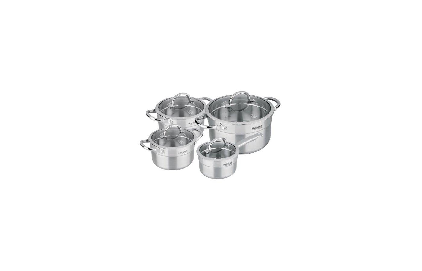 Набор посуды Rondell RDS-389 Creative New