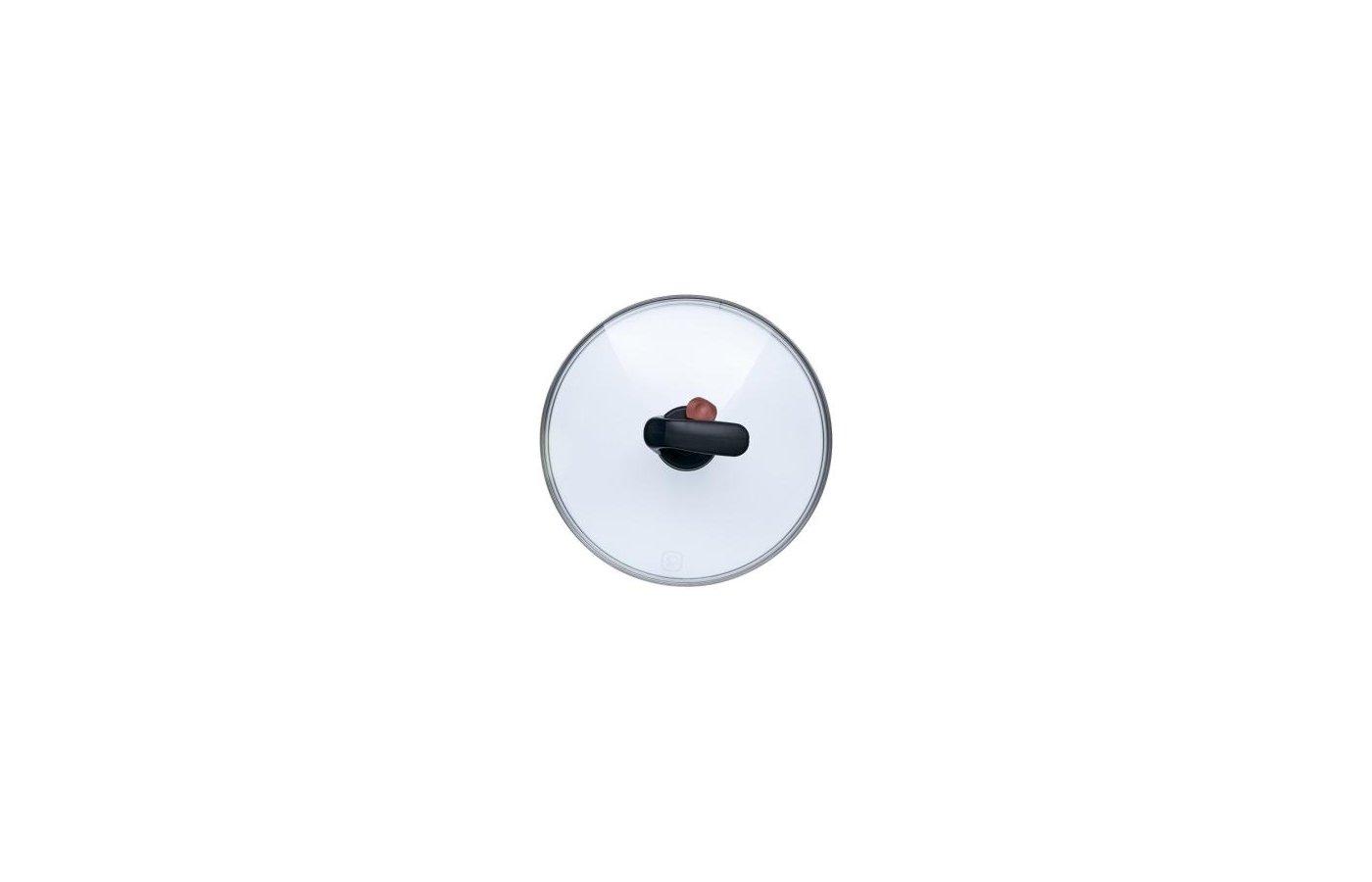 крышка от 28 Rondell TFG-28 стекло 28см