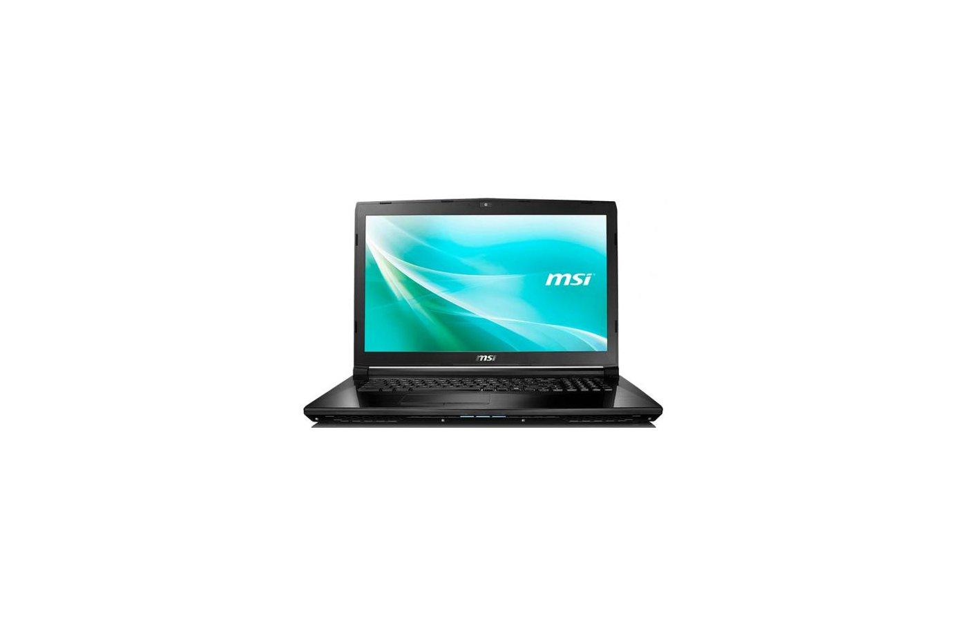 Ноутбук MSI CX72 6QD-047RU /9S7-179673-047/