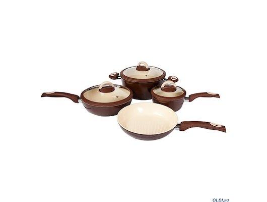 Набор посуды  Набор посуды EcoLife 7