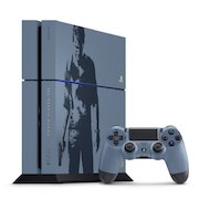 Фото SONY PlayStation 4 1TB Uncharted 4