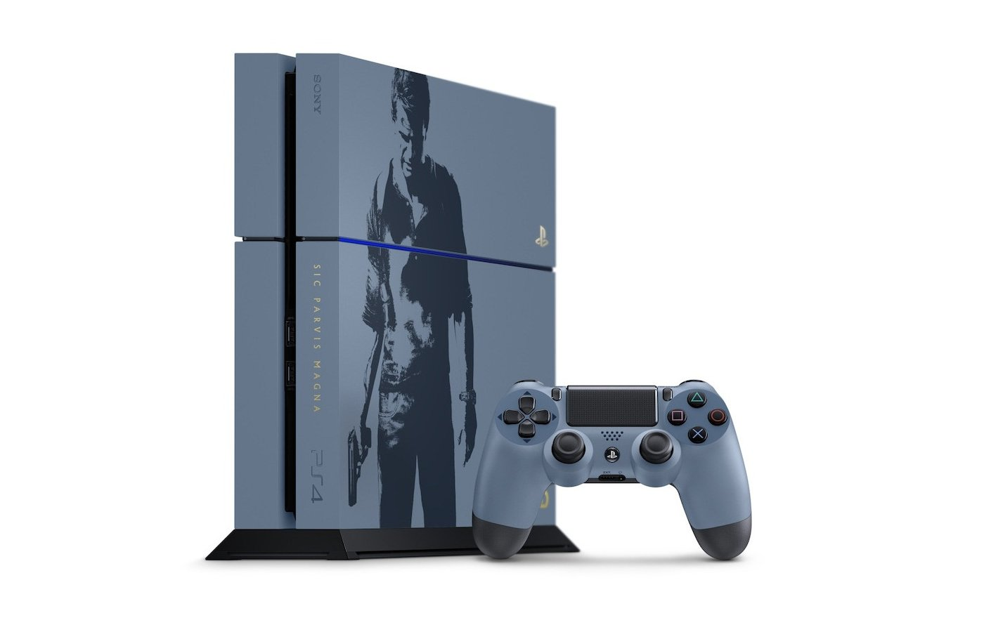 SONY PlayStation 4 1TB Uncharted 4