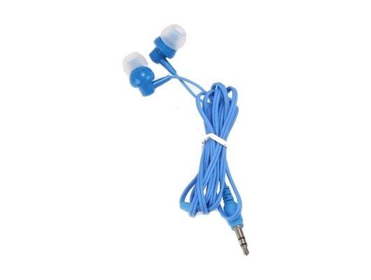 Наушники вкладыши Fischer Audio Sempai SPE-11 синий
