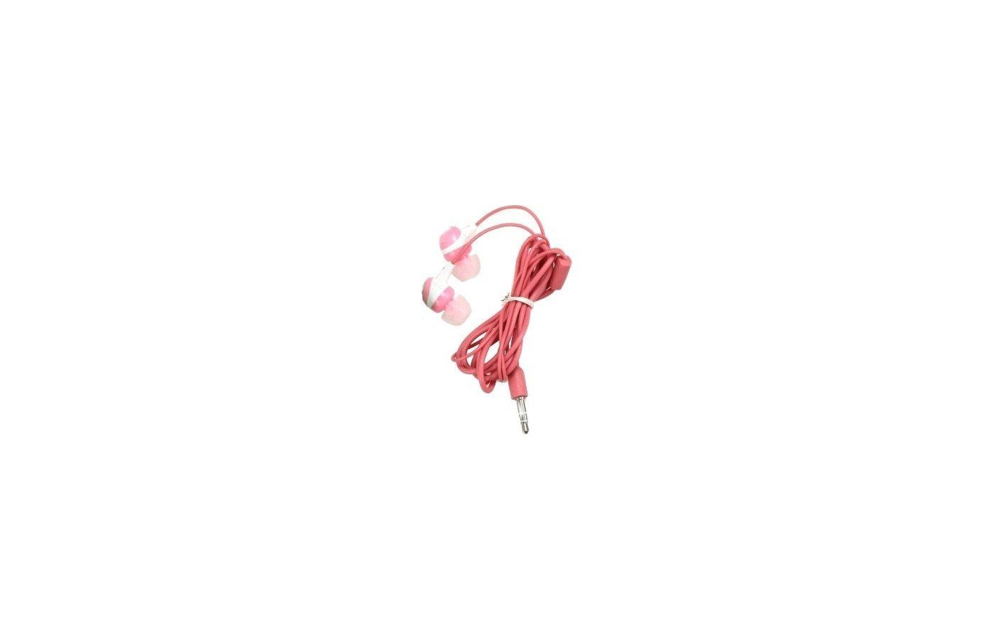 Наушники вкладыши Fischer Audio Sempai SPE-21 розовый