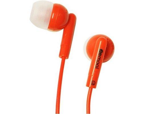 Наушники вкладыши Fischer Audio Sempai SPE-457 оранжевый