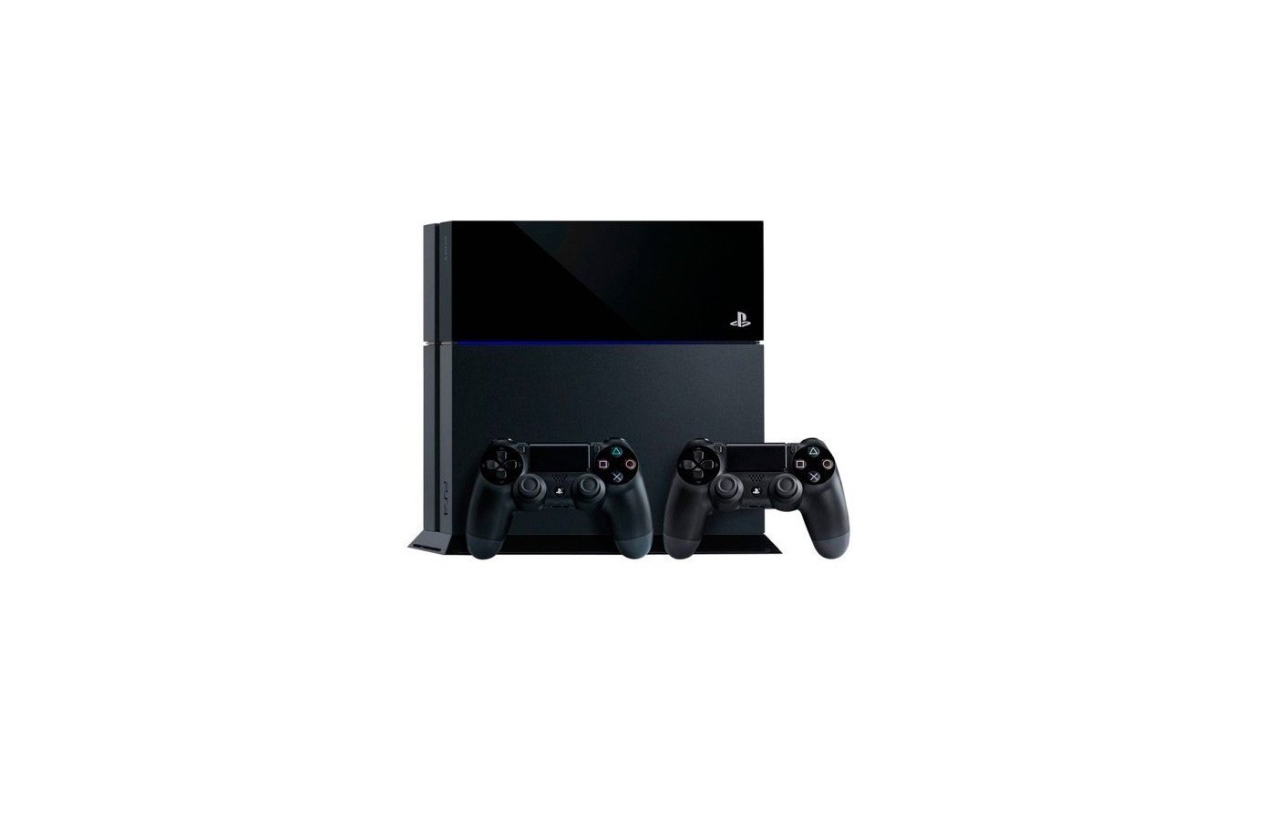 SONY PlayStation 4 1TB Black + Dualshock Cont Black