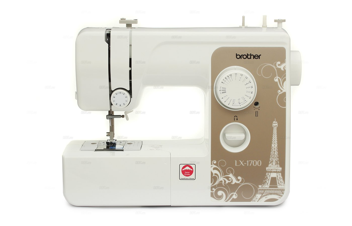 Швейная машина BROTHER LX 1700