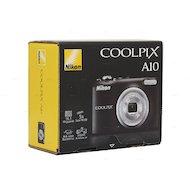 Фото Фотоаппарат компактный Nikon Coolpix A10 black