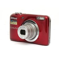 Фотоаппарат компактный Nikon Coolpix A10 red