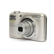 Фотоаппарат компактный Nikon Coolpix A10 silver