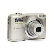 Фото Фотоаппарат компактный Nikon Coolpix A10 silver